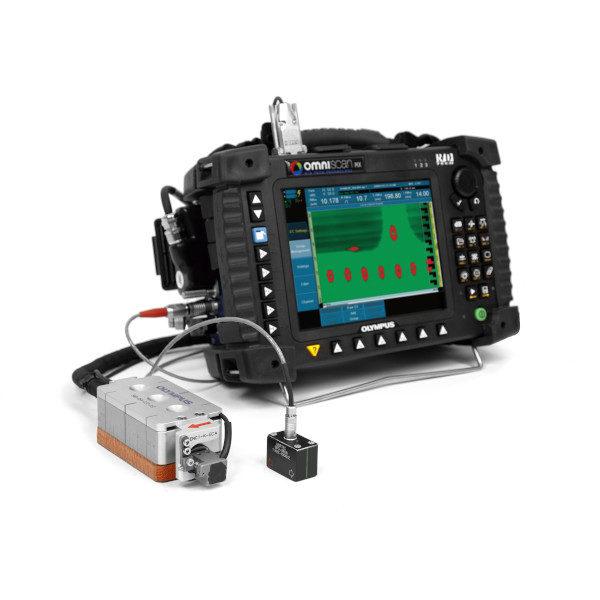OmniScan MX ECA hvirvelstrøm fra OLYMPUS