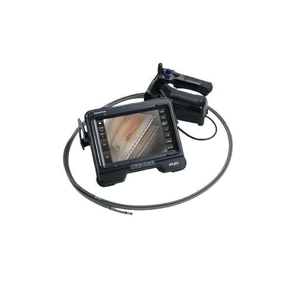 IPLEX GX/GT videoskop fra OLYMPUS til visuel inspektion