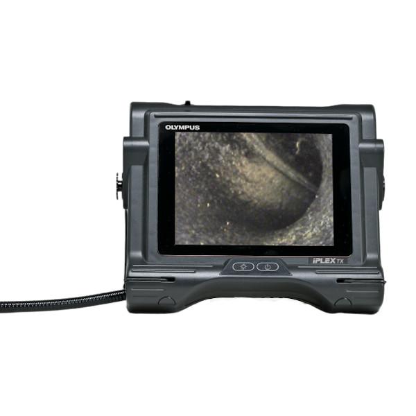 IPLEX TX videoskop fra OLYMPUS til visuel inspektion