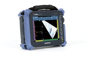 OmniScan SX til ndt fejlfinding og inspektion. Olympus ultralyd instrument