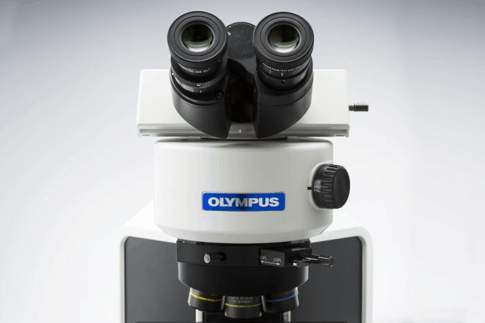 BX53M inspektion af emner gennem okulær