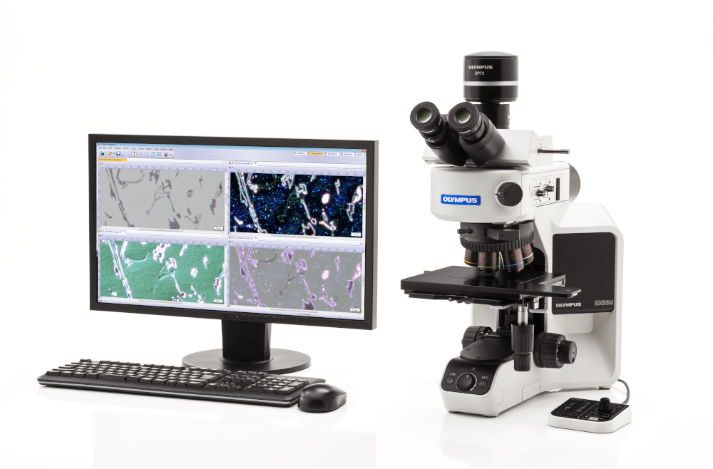Industri mikroskop BX53M