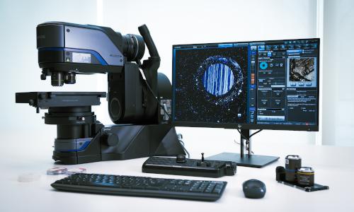 DXS1000 digitalt mikroskop fra olympus