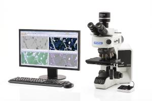 bx53m mikroskop fra olympus. endo forhandler mikroskoper fra olympus til industrien